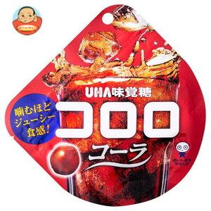 送料無料 【2ケースセット】UHA味覚糖 コロロ コーラ 40g×6袋入×(2ケース) ※北海道・沖縄は別途送料が必要。