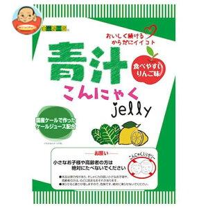 富士正食品 青汁 こんにゃくゼリー 22g×10個×20袋入