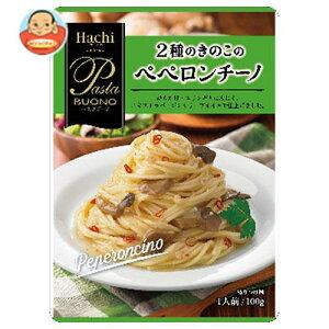 ハチ食品 パスタボーノ 2種のきのこのペペロンチーノ 100g×24個入