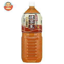 アサヒ飲料 「健茶王」すっきり烏龍茶【特定保健用食品 特保】 2Lペットボトル×6本入