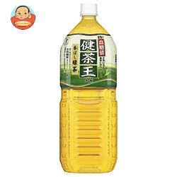 アサヒ飲料 「健茶王」香ばし緑茶【特定保健用食品 特保】 2Lペットボトル×6本入