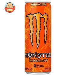 【送料無料】アサヒ飲料 MONSTER KHAOS(モンスター カオス) 355ml缶×24本入 ※北海道・沖縄は別途送料が必要。