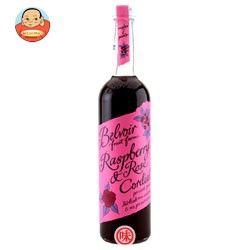 ユウキ食品 コーディアル ラズベリー&ローズ 500ml瓶×6本入