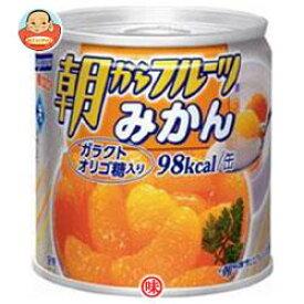 はごろもフーズ 朝からフルーツ みかん 190g缶×24個入