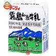 南日本酪農協同デーリィ霧島山麓牛乳200ml紙パック×24本入