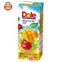 Dole(ドール) マンゴーフルーツミックス 200ml紙パック×18本入