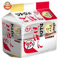 サトウ食品 サトウのごはん 北海道産ななつぼし 5食パック 200gtimes;5食times;8個入