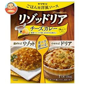 送料無料 ヤマモリ リゾッドリア チーズカレー 100g×10箱入 ※北海道・沖縄は別途送料が必要。