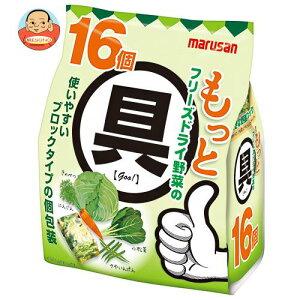送料無料 マルサンアイ もっと フリーズドライ野菜の具 16個×6袋入 ※北海道・沖縄は別途送料が必要。