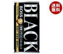 【送料無料】サントリー BOSS(ボス) 無糖ブラック 185g缶×30本入 ※北海道・沖縄・離島は別途送料が必要。