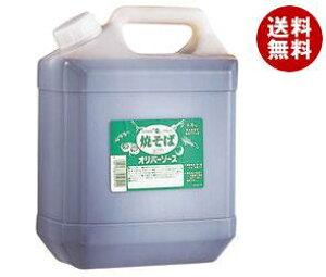 送料無料 オリバーソース 濃口焼そばソース 4.8kg×3個入 ※北海道・沖縄・離島は別途送料が必要。