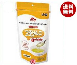 送料無料 森永乳業 つるりんこ Quickly 3g×10本×24袋入 ※北海道・沖縄・離島は別途送料が必要。