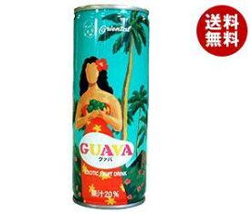【送料無料】オリエンタル グァバ 250g缶×30本入 ※北海道・沖縄・離島は別途送料が必要。