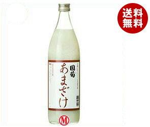 【送料無料】国菊 あまざけ(甘酒) 900ml瓶×6本入 ※北海道・沖縄・離島は別途送料が必要。