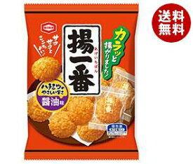 【送料無料】亀田製菓 揚一番 138g×12袋入 ※北海道・沖縄・離島は別途送料が必要。
