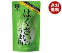 【送料無料】久原醤油 はくさいのうま鍋 あごだし醤油味 800g×12個入 ※北海道・沖縄・離島は別途送料が必要。