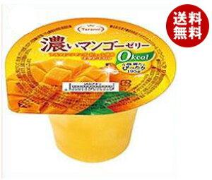 【送料無料】【2ケースセット】たらみ 濃いゼロカロリー 濃いマンゴーゼリー0kcal 195g×24(6×4)個×(2ケース)入 ※北海道・沖縄・離島は別途送料が必要。