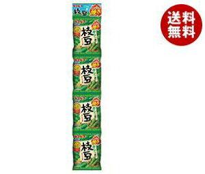 送料無料 ギンビス 枝豆ノンフライ焼き4連 52g(13g×4)×12個入 ※北海道・沖縄・離島は別途送料が必要。