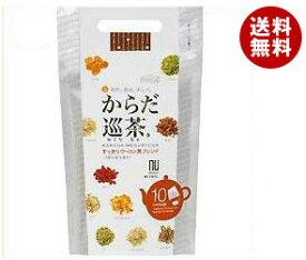 【送料無料】【2ケースセット】コカコーラ からだ巡茶 ティーバッグ 2.5g×10P×6袋入×(2ケース) ※北海道・沖縄・離島は別途送料が必要。