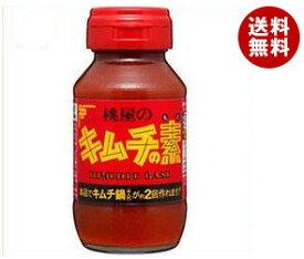 【送料無料】【2ケースセット】桃屋 キムチの素 190g瓶×12本入×(2ケース) ※北海道・沖縄・離島は別途送料が必要。