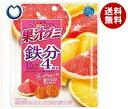 【送料無料】【2ケースセット】明治 果汁グミ 鉄分グレープフルーツ 68g×8袋入×(2ケース) ※北海道・沖縄・離島は別…