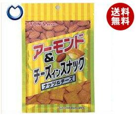 送料無料 【2ケースセット】東洋ナッツ食品 トン アーモンド&チーズインスナック 40g×12袋入×(2ケース) ※北海道・沖縄・離島は別途送料が必要。