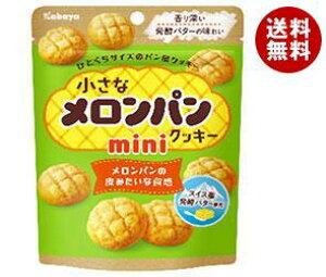 小さなメロンパンクッキーミニ 6袋