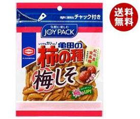 【送料無料】亀田製菓 亀田の柿の種 梅しそ 70g×20袋入 ※北海道・沖縄・離島は別途送料が必要。