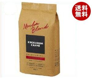 送料無料 ドトールコーヒー エクセルシオールカフェ モカブレンド 180g×6袋入 ※北海道・沖縄・離島は別途送料が必要。