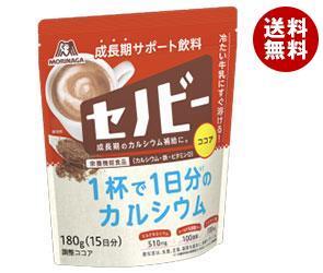 【送料無料】【2ケースセット】森永製菓 セノビー 180g袋×2袋入×(2ケース) ※北海道・沖縄・離島は別途送料が必要。