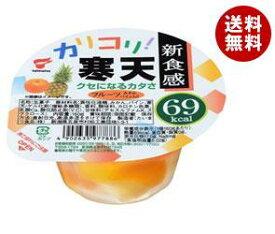 送料無料 【2ケースセット】たいまつ食品 カリコリ寒天 フルーツ 160g×12個入×(2ケース) ※北海道・沖縄・離島は別途送料が必要。