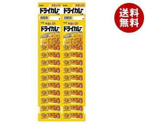 送料無料 エスビー食品 S&B おいしさパックドライカレーの素カレンダー 14g×20個入 ※北海道・沖縄・離島は別途送料が必要。