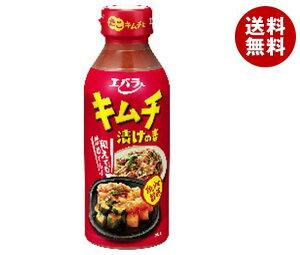 送料無料 エバラ食品 キムチ漬けの素 300ml×12本入 ※北海道・沖縄・離島は別途送料が必要。