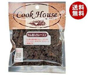 送料無料 共立食品 ラム酒入りレーズン 90g×10袋入 ※北海道・沖縄・離島は別途送料が必要。