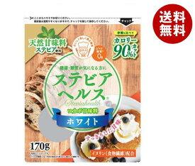 送料無料 【2ケースセット】日本リコス ステビアヘルス ホワイト 170g袋×6袋入×(2ケース) ※北海道・沖縄・離島は別途送料が必要。
