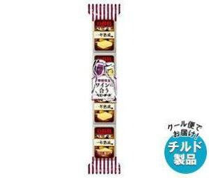送料無料 【2ケースセット】【チルド(冷蔵)商品】QBB ワインに合うベビーチーズ 一年熟成 60g(4個)×25個入×(2ケース) ※北海道・沖縄・離島は別途送料が必要。