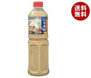 送料無料 ダイショー 濃厚白湯鍋の素 1.15kg×12本入 ※北海道・沖縄・離島は別途送料が必要。