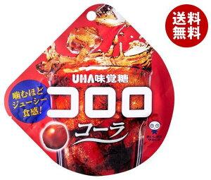 送料無料 【2ケースセット】UHA味覚糖 コロロ コーラ 40g×6袋入×(2ケース) ※北海道・沖縄・離島は別途送料が必要。
