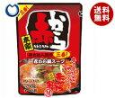 【送料無料】イチビキ ストレートパウチ 赤から鍋スープ3番 750g×10袋入 ※北海道・沖縄・離島は別途送料が必要。