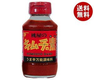 送料無料 桃屋 キムチの素 190g瓶×12本入 ※北海道・沖縄・離島は別途送料が必要。