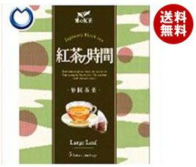 送料無料 UCC 霧の紅茶 紅茶の時間 ラージリーフティーバッグ 静岡 3g×5P×12箱入 ※北海道・沖縄・離島は別途送料が必要。