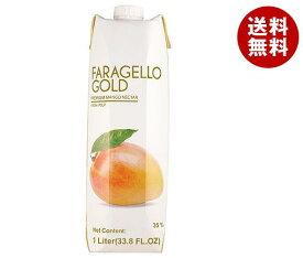 送料無料 ユウキ食品 マンゴーネクター(果汁35%) 1L紙パック×12本入 ※北海道・沖縄・離島は別途送料が必要。