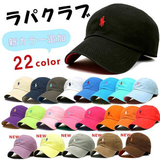 Hat mens Cap ladies Cap Rapa Club Cap Golf golf Cap Hat CAP * RAPA CLUB (Rapa Club) cotton cap is a cap here. 10P28Sep16