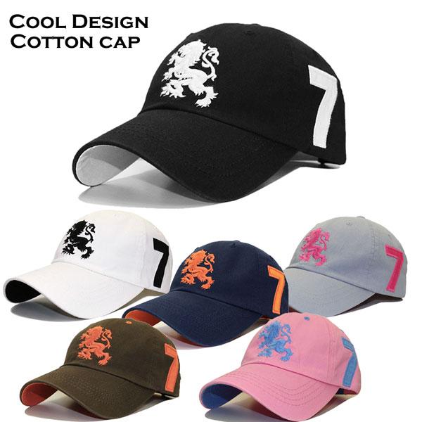 帽子 【送料無料】 キャップ メンズ ゴルフ レディース コットンキャップ 帽子 スポーツCAP ドラゴン 男女兼用 帽子 コットン100% 帽子 アウトドア 洗濯可