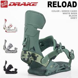 19-20 DRAKE(ドレイク) RELOAD (ビンディング) / 早期予約割引10%OFF 【送料無料】【代引手数料無料】【日本正規品】