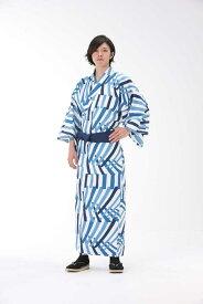 【浴衣と帯のセット】日本製 組み木(くみき) 旅館浴衣【業務用】
