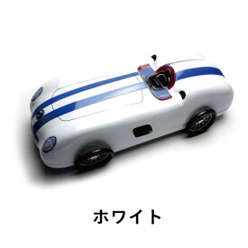 英シルバークレーン社 ブリキ缶 レーシングカードウシシャ ホワイトのみ 在庫限りギフト、贈り物、プレゼントに是非!