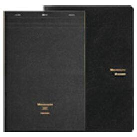 【マルマン】ニーモシネ Mnemosyne NOTEPAD&HOLDER A5特殊5mm方眼罫ノートパッド(70枚)+PP樹脂製専用ホルダー