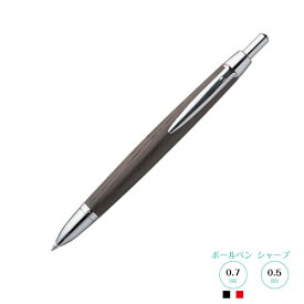 PURE MALT ピュアモルト オークウッド・プレミアム・エディション 三菱鉛筆 3機能テトラペン 赤・黒・ボールペン+シャープペン多機能筆記具 2+1