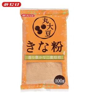丸大豆きな粉(きなこ)100g【みたけ】きなこ餅や、牛乳・ヨーグルトに!製菓や料理にも!10000532